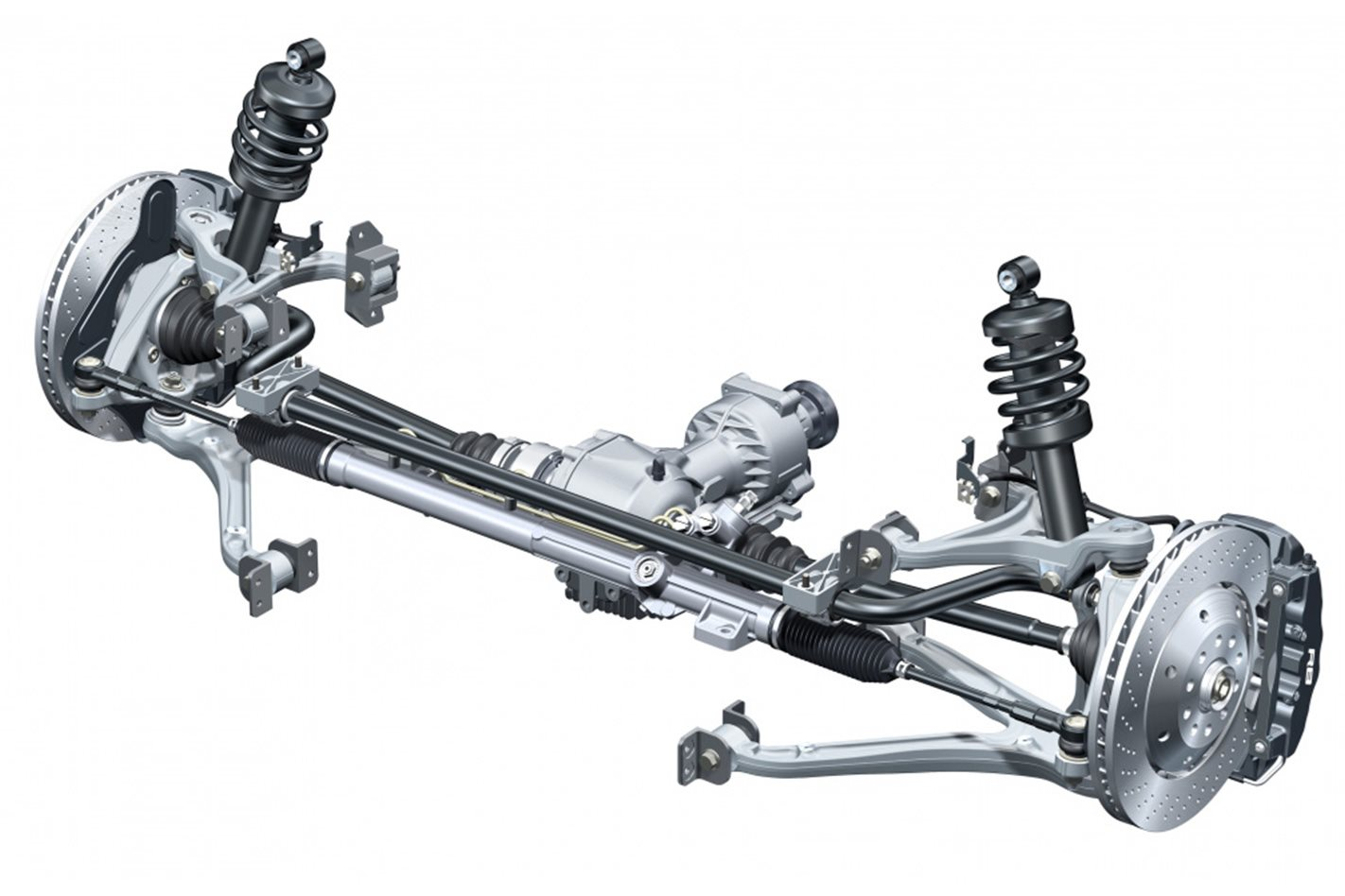Car suspension: what it is and how it works