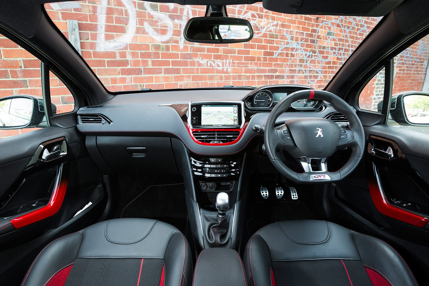2014 peugeot 208 gti long term car review part 4 for Peugeot 208 interior 2017