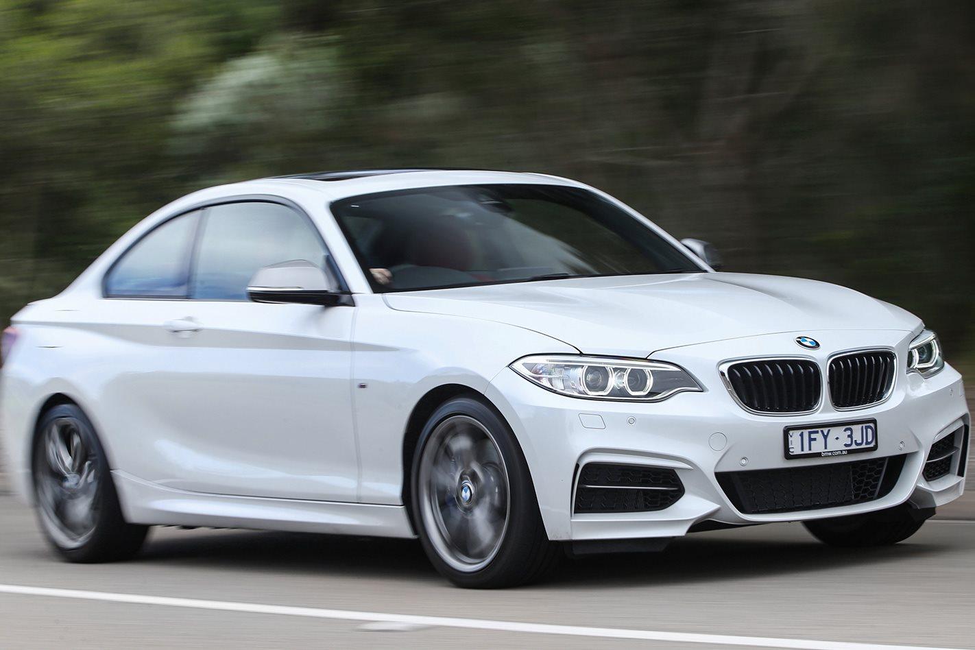 BMW Series Australian Pricing Revealed - Bmw 4 series pricing