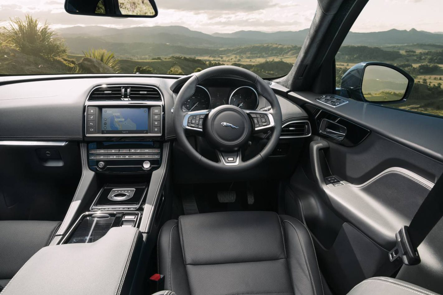 Jaguar f pace australia price