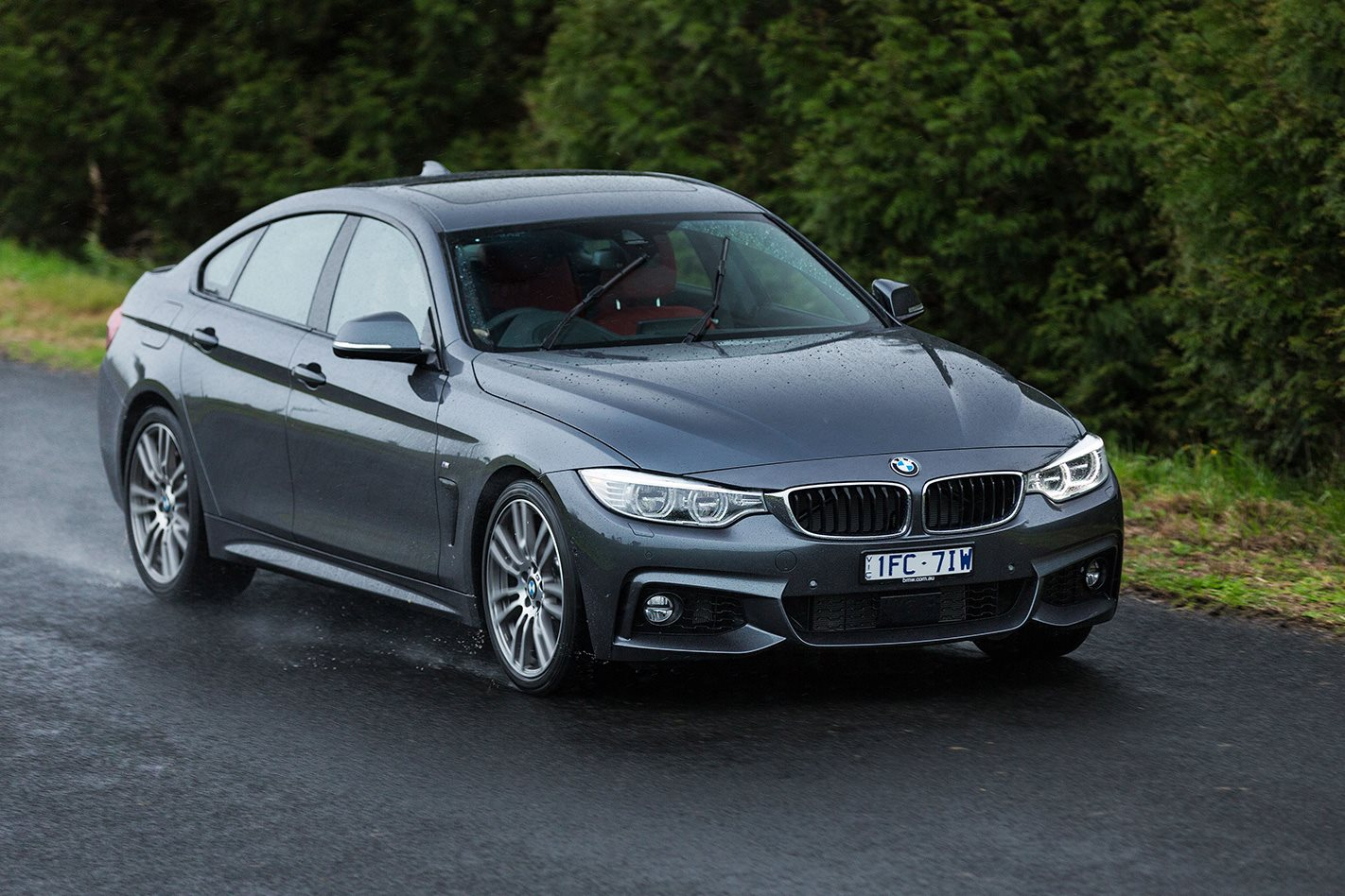2016 bmw 440i gran coupe quick review. Black Bedroom Furniture Sets. Home Design Ideas
