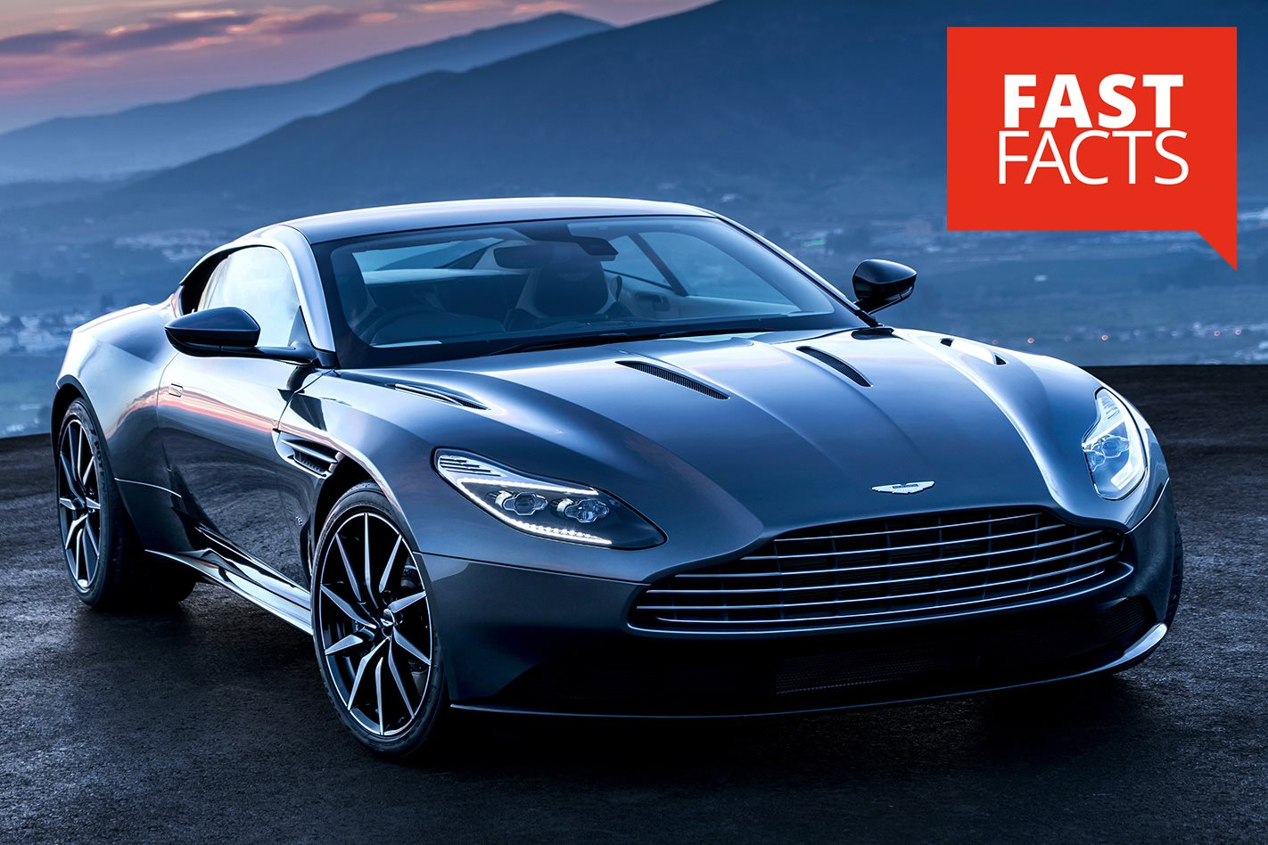 aston martin – history, trivia and fast facts
