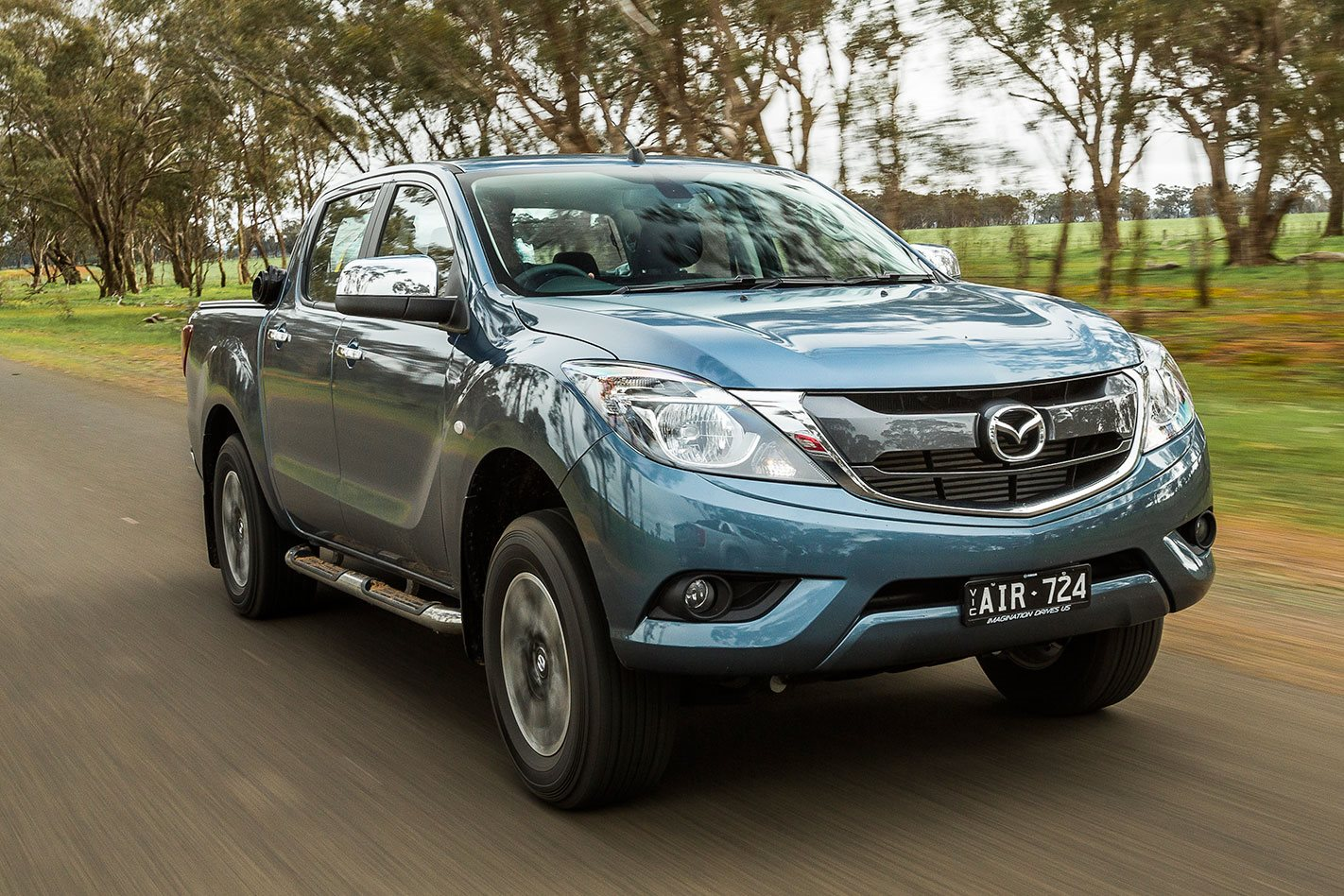 Mazda BT-50 2018 Review, Price & Features