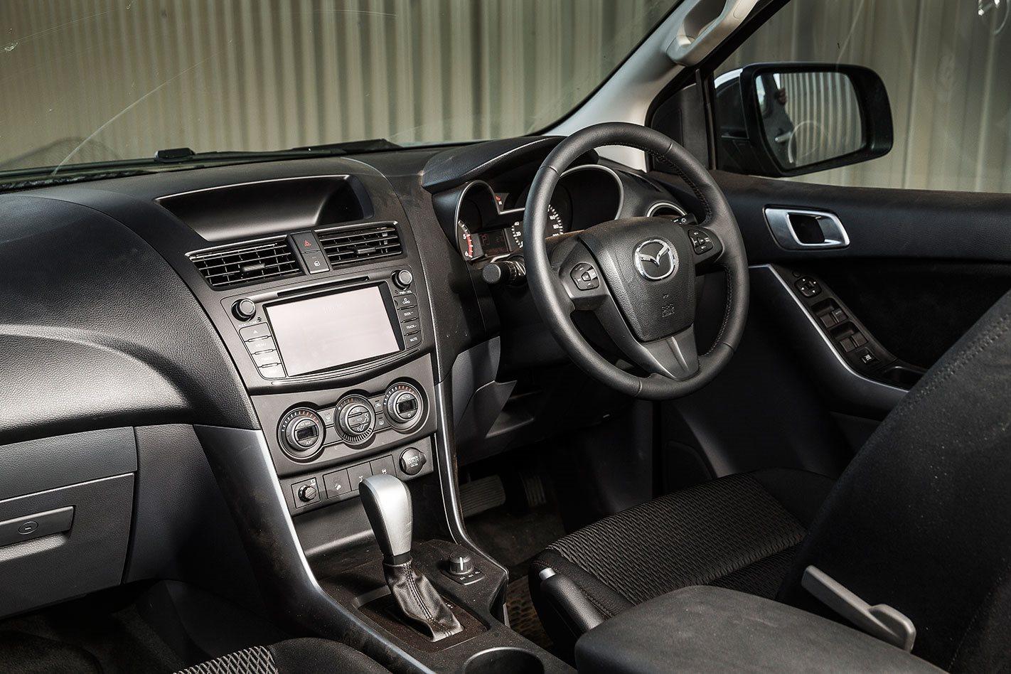 Mazda Bt 50 Eclipse 2020