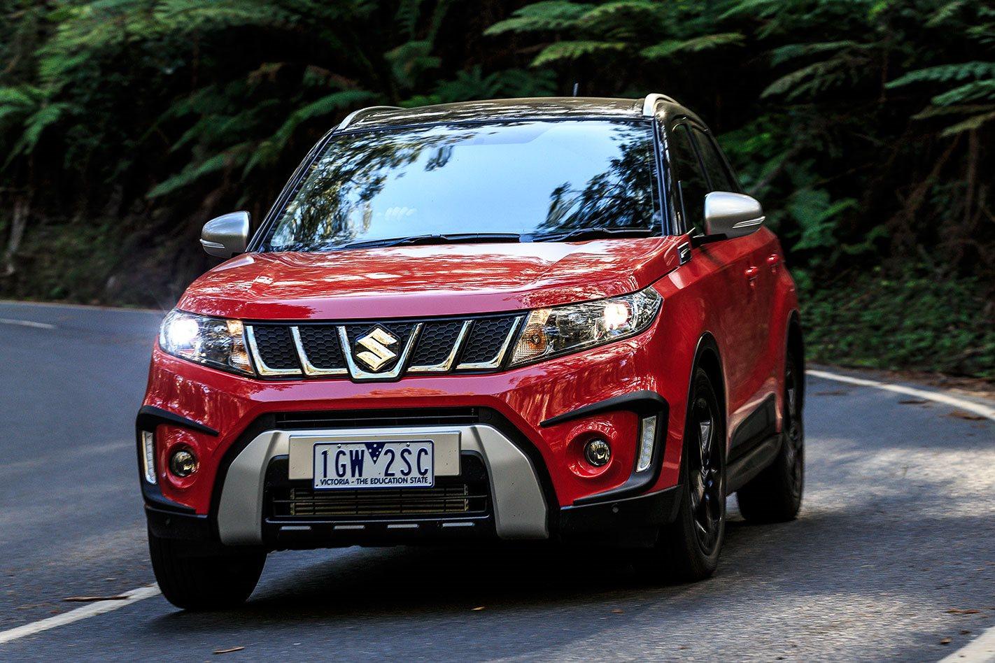 Suzuki vitara 2019 review