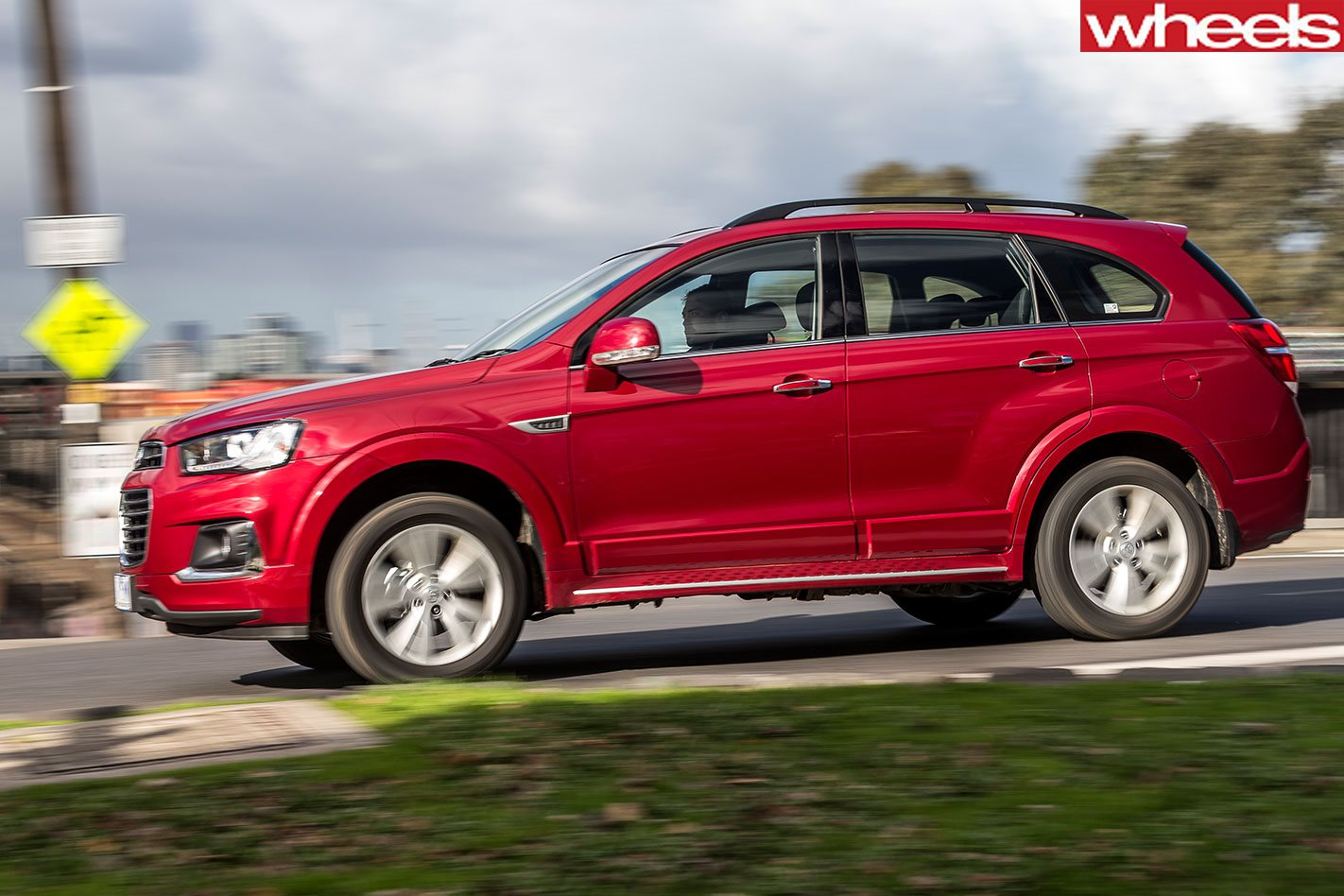 Holden Captiva 2016-2018 Review, Price & Features