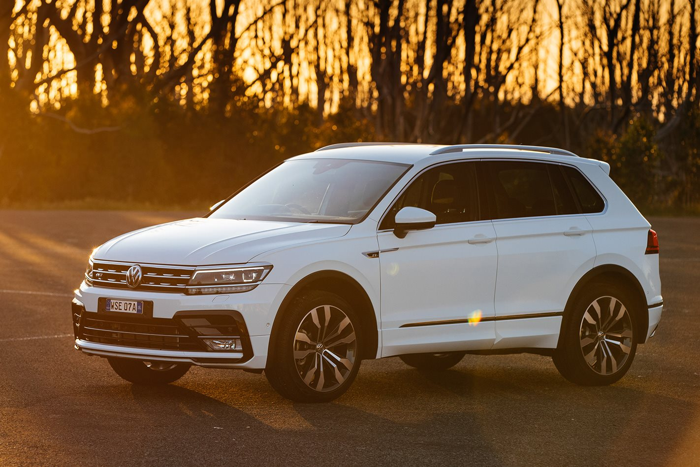 volkswagen tiguan 162tsi highline 7 things you should know. Black Bedroom Furniture Sets. Home Design Ideas