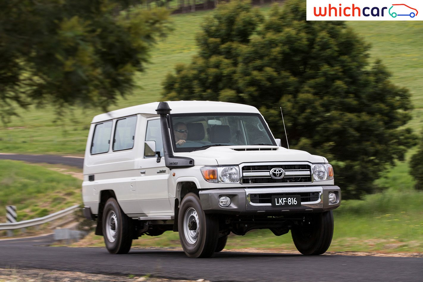 Toyota Landcruiser 70 Series Review Price Features Land Cruiser