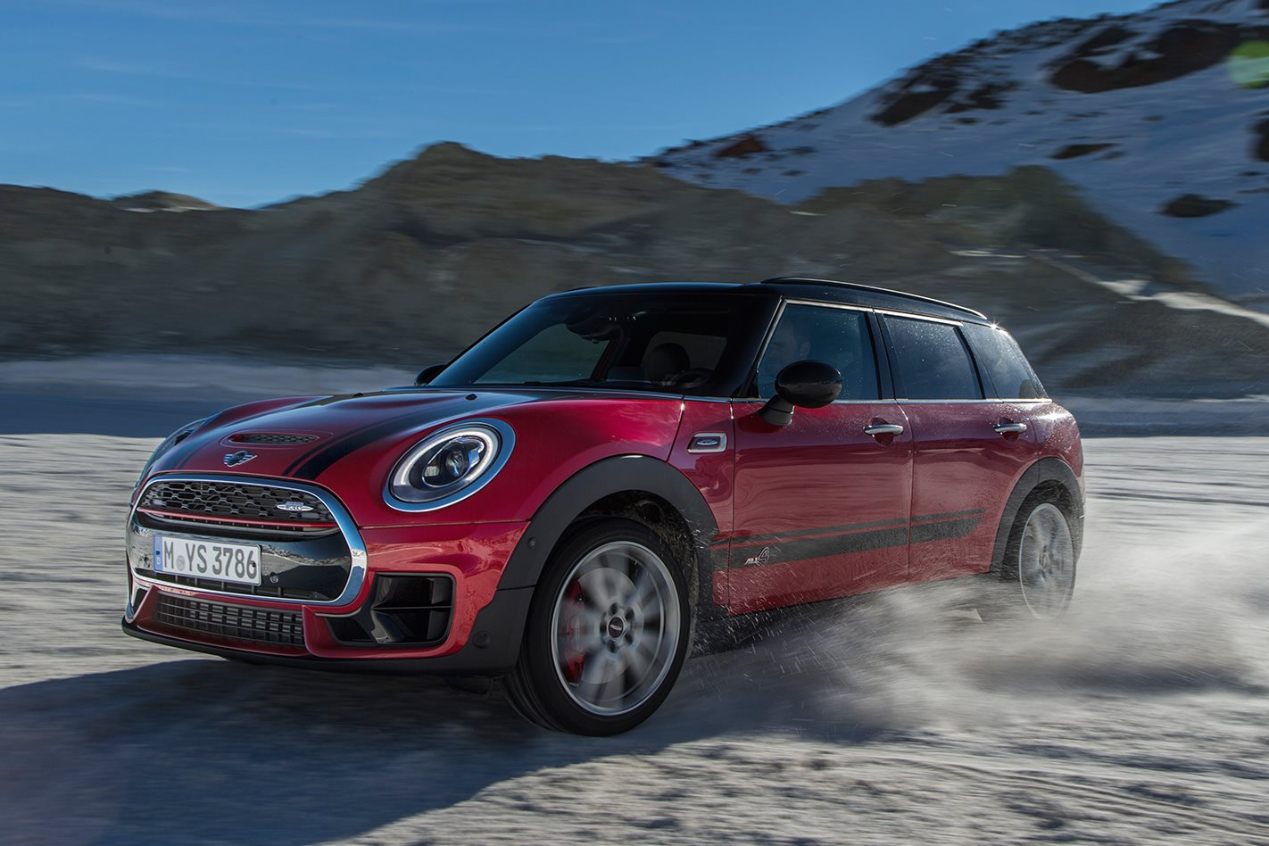 2017 Mini John Cooper Works Clubman Pricing And Features