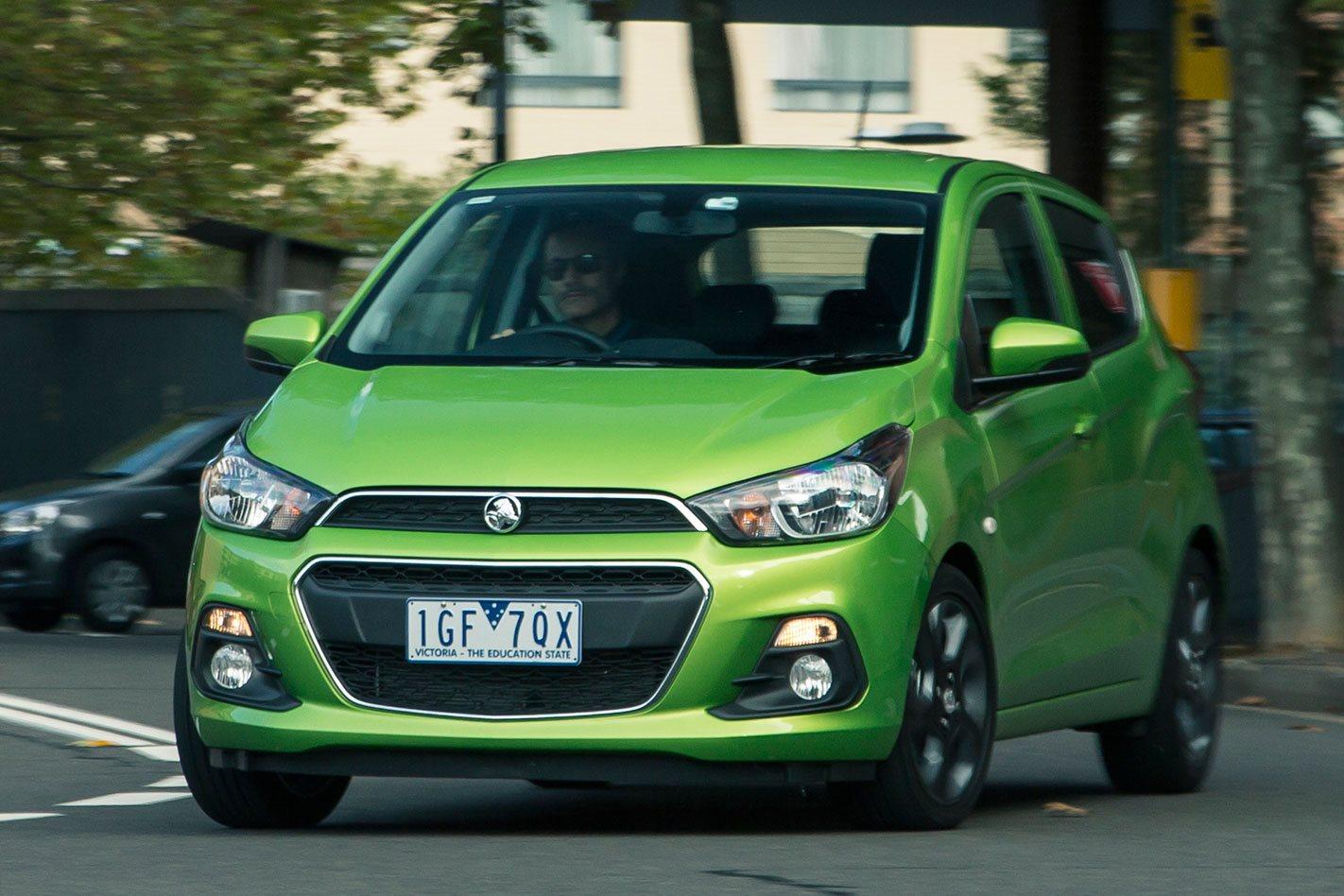 2016-2018 Holden Spark Range Review