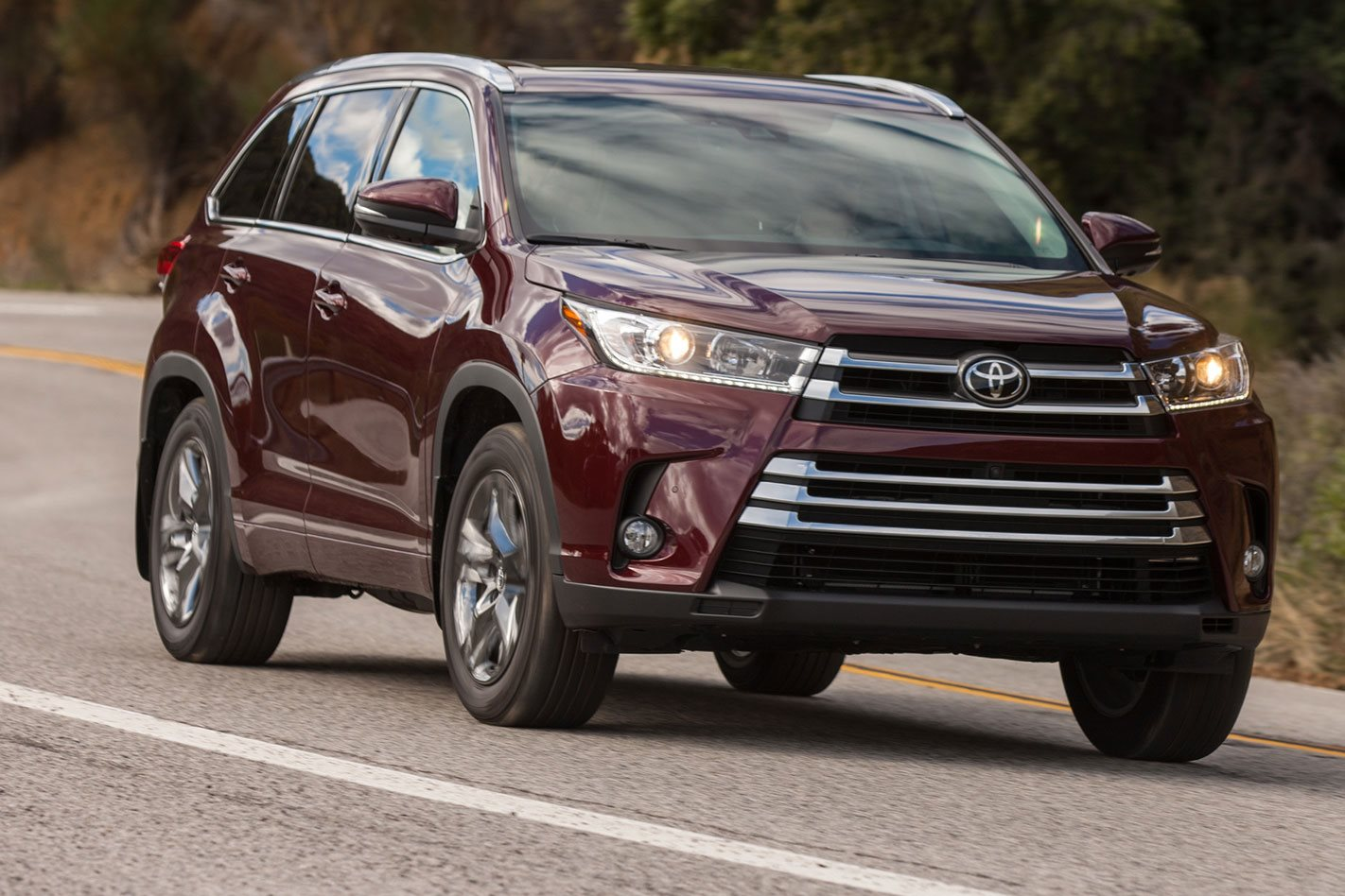 2018 Toyota Kluger Range Review