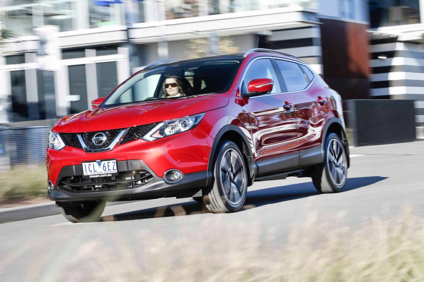 2017 nissan qashqai 7 things you should know. Black Bedroom Furniture Sets. Home Design Ideas