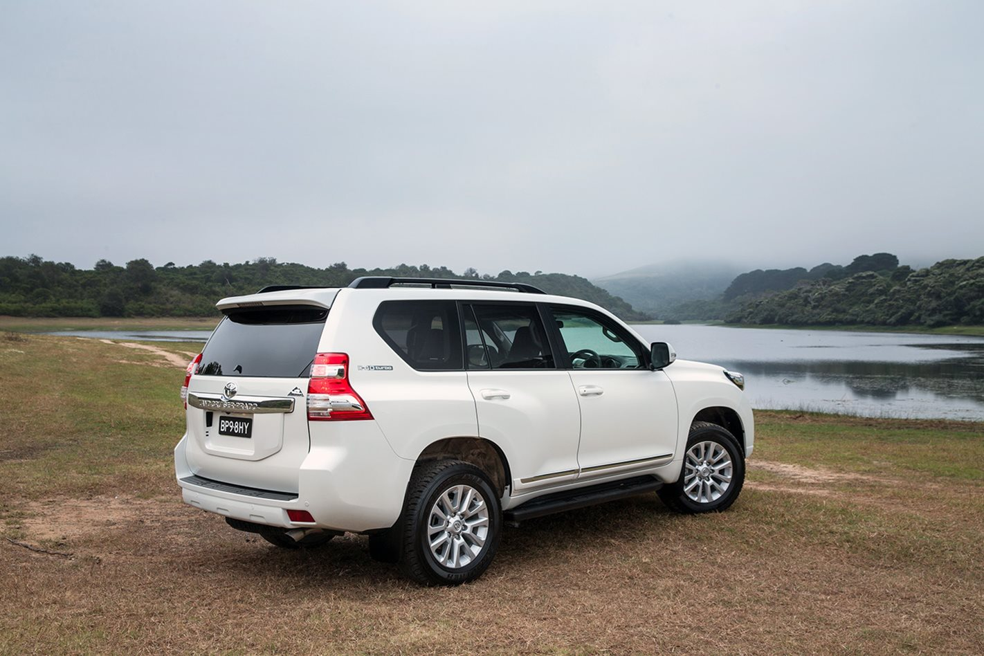 Toyota brings back the popular altitude prado