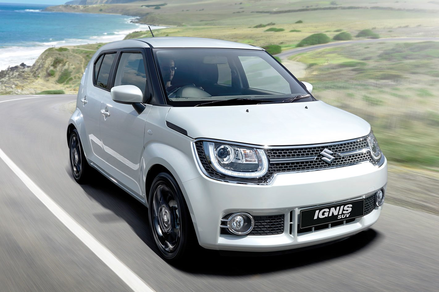 2017 suzuki ignis review. Black Bedroom Furniture Sets. Home Design Ideas