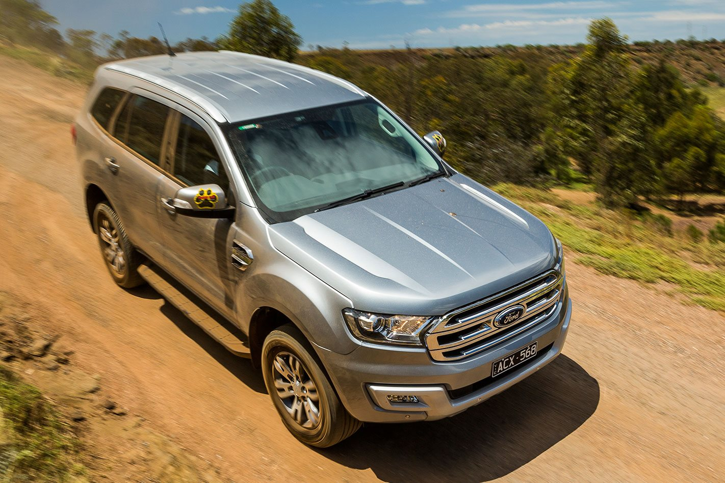 Ford Everest 2019 Review Price Features