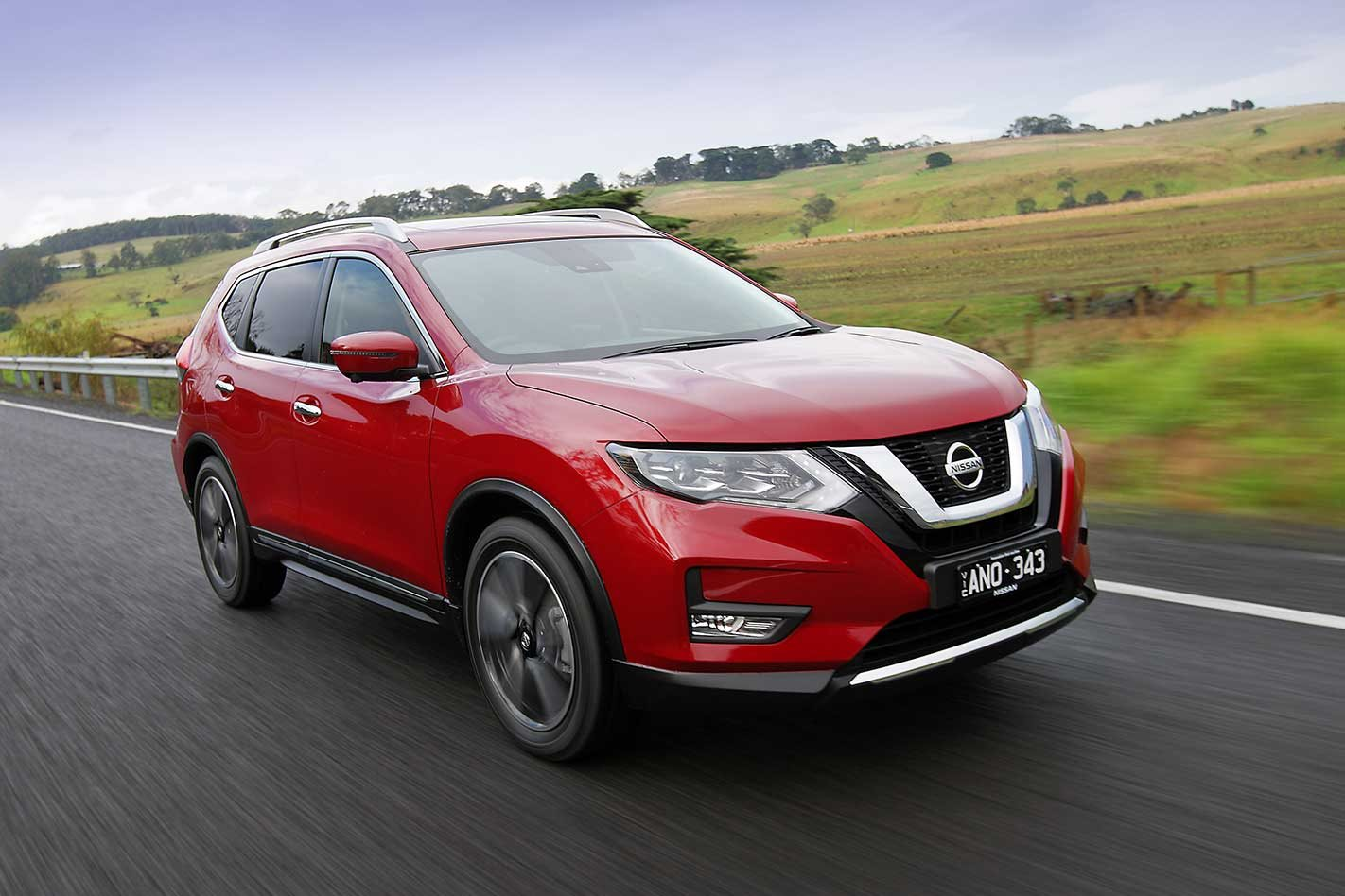 2017 nissan x trail update price and features announced. Black Bedroom Furniture Sets. Home Design Ideas