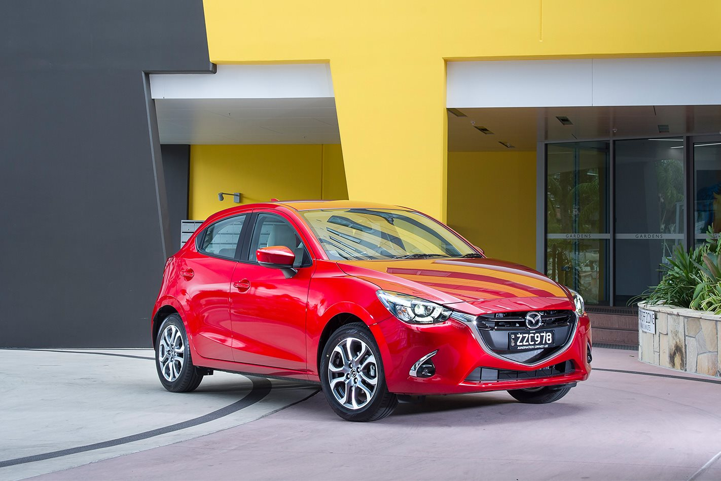 2017 mazda 2 price and features. Black Bedroom Furniture Sets. Home Design Ideas
