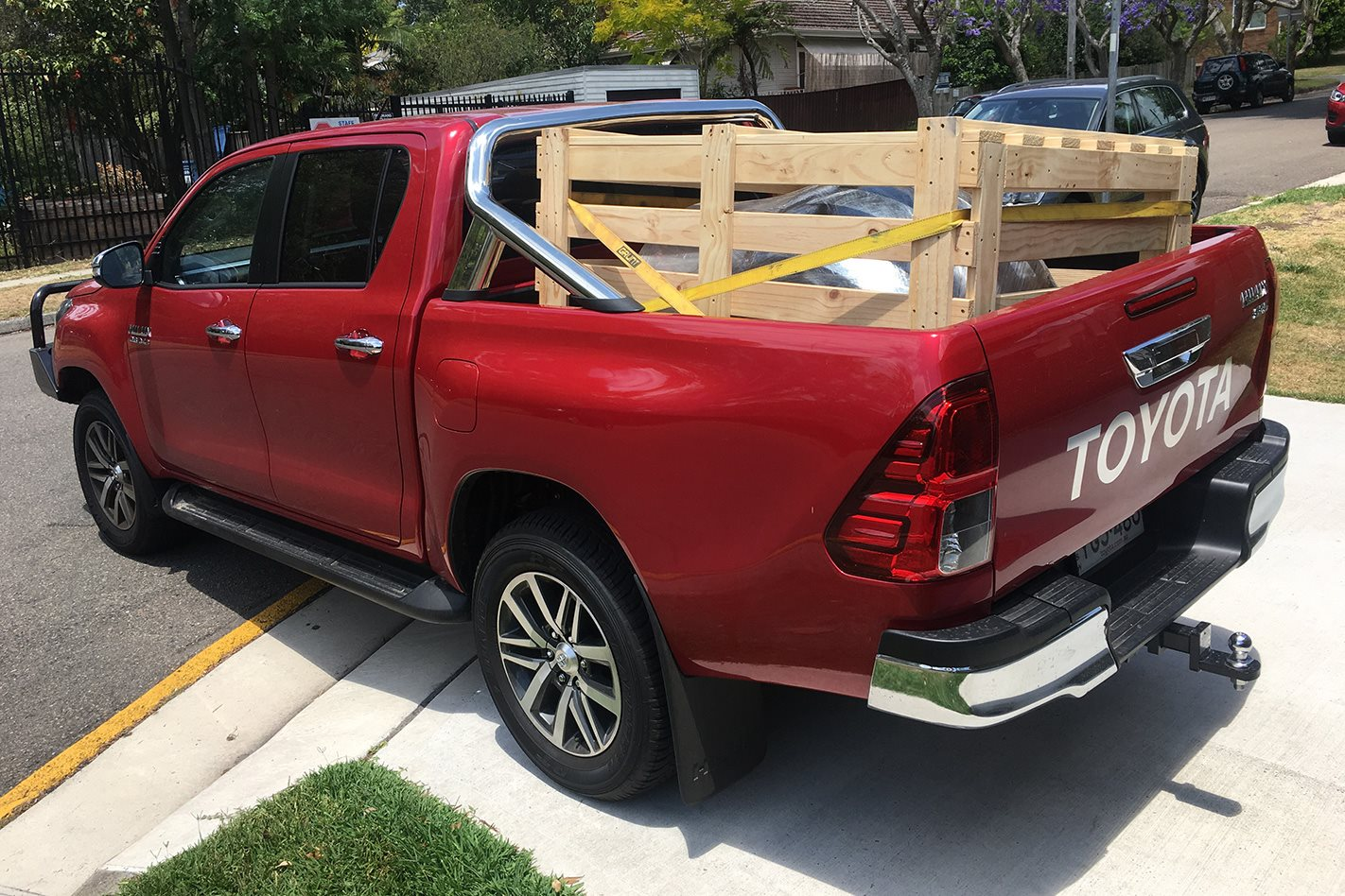 2017 toyota hilux sr5 long term car review part three. Black Bedroom Furniture Sets. Home Design Ideas