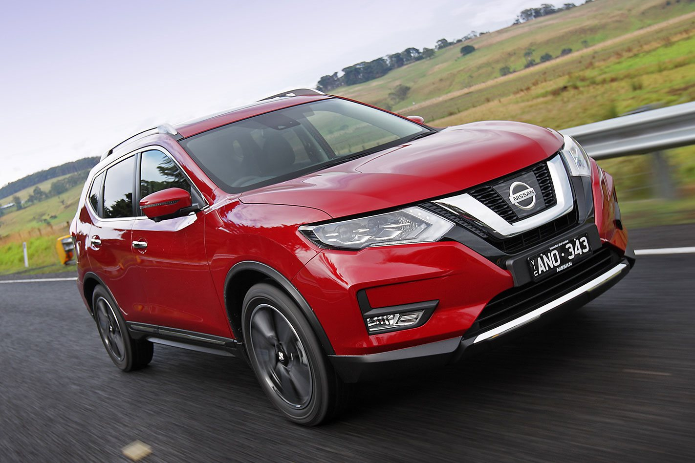 2017 nissan x trail review live prices and updates whichcar. Black Bedroom Furniture Sets. Home Design Ideas