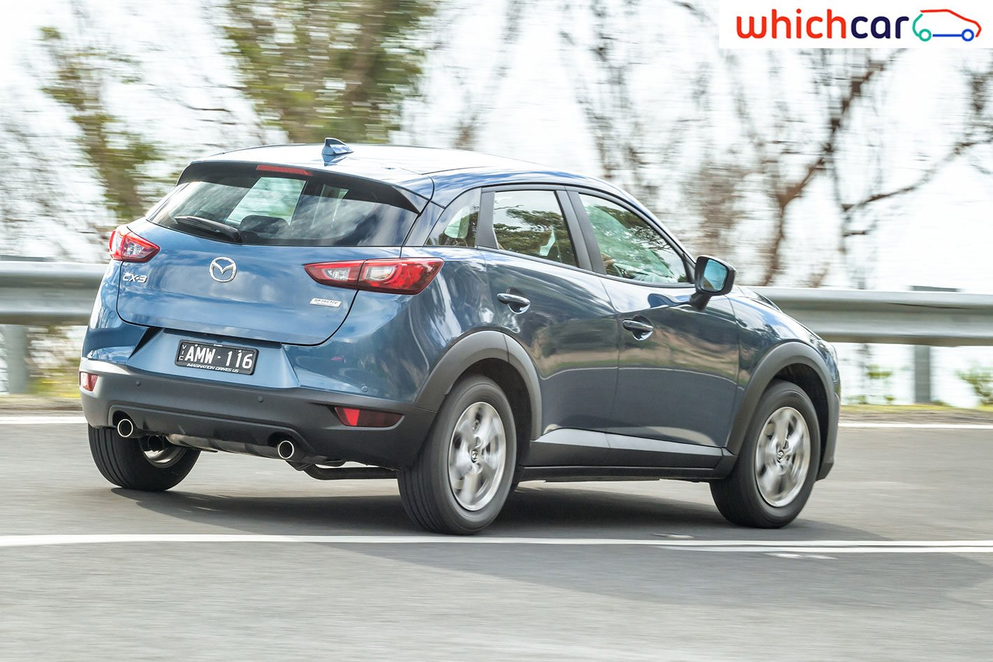 Mazda CX-3 Review, Price & Features