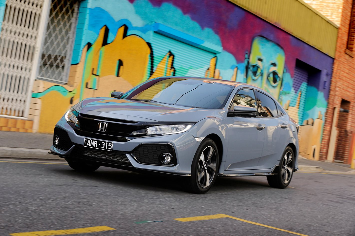 2017 Honda Civic Rs Hatchback Quick Review Jazz