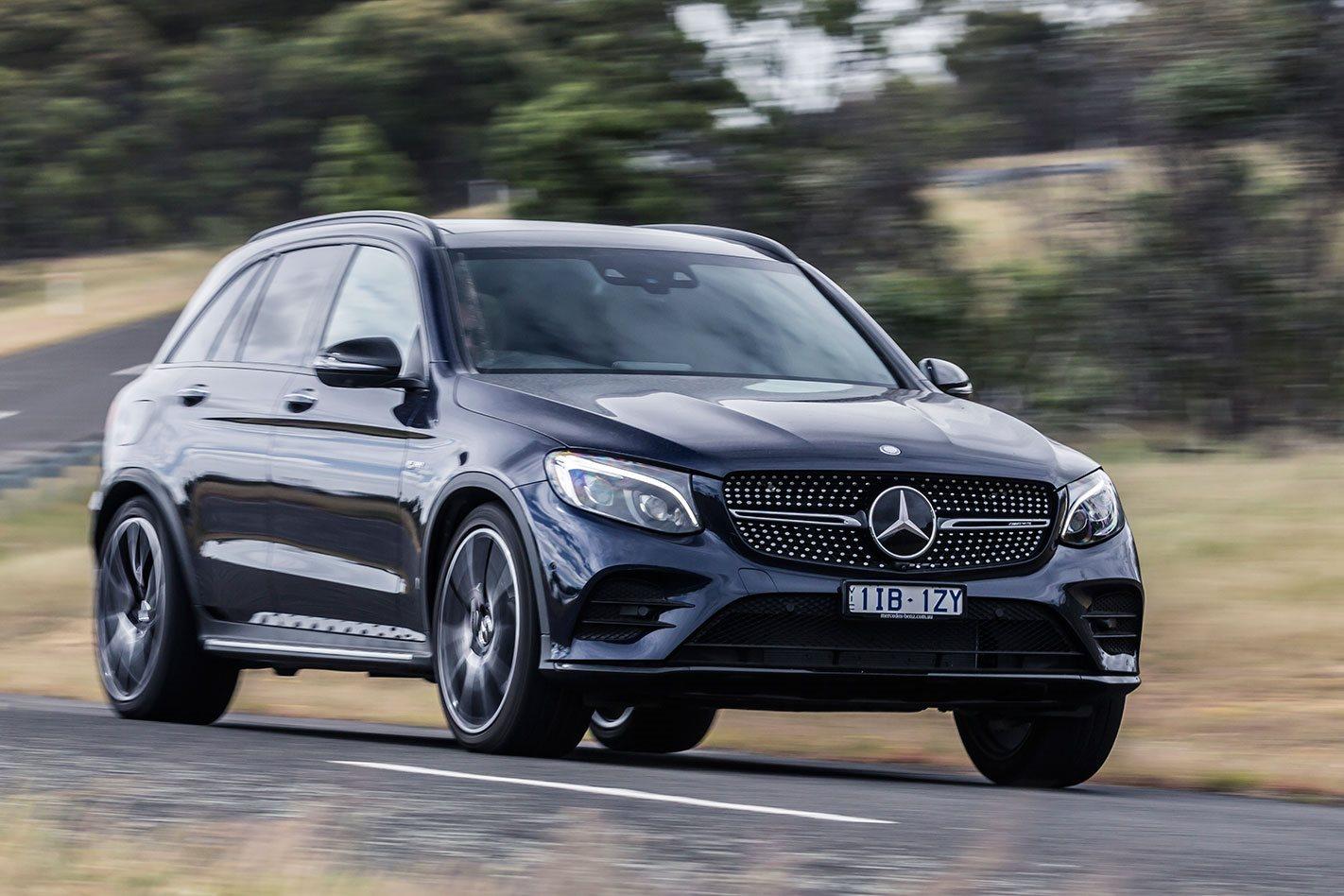 2017 Mercedes-Benz GLC-Class Review