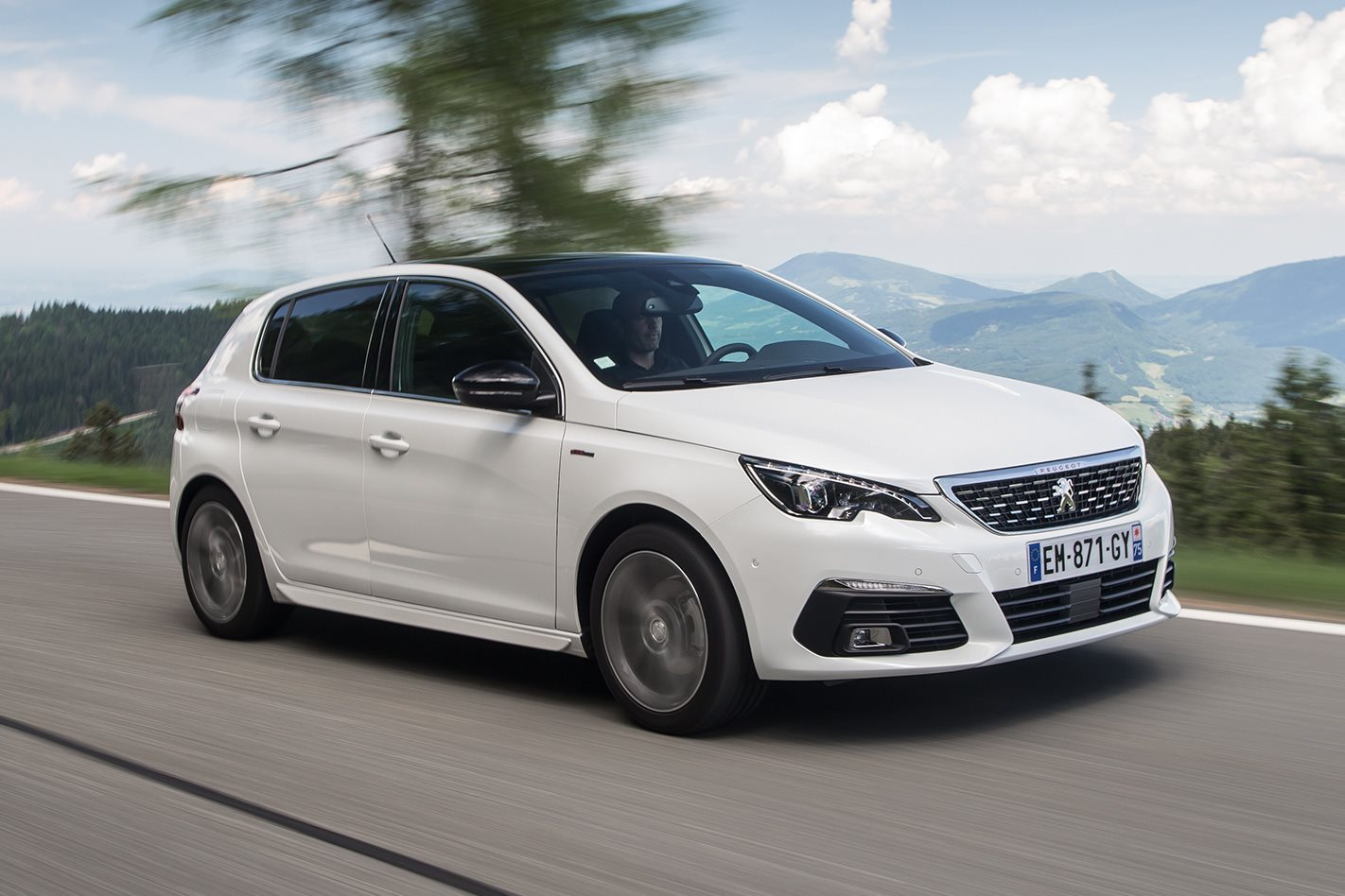 2018 peugeot 308 update revealed. Black Bedroom Furniture Sets. Home Design Ideas