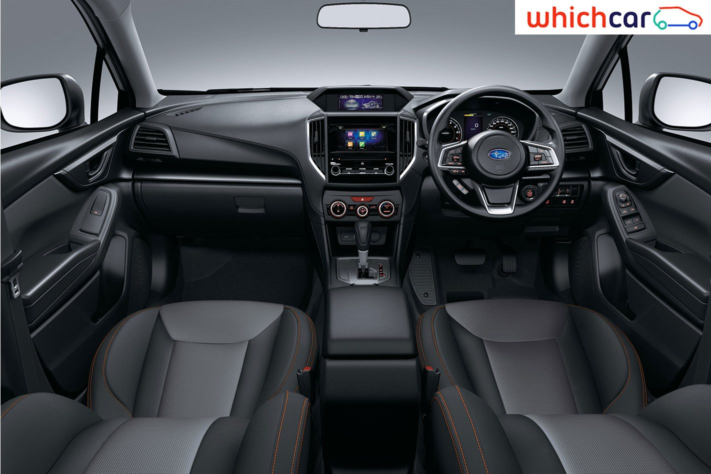 Subaru xv interior 2017 for Subaru crosstrek 2017 interior