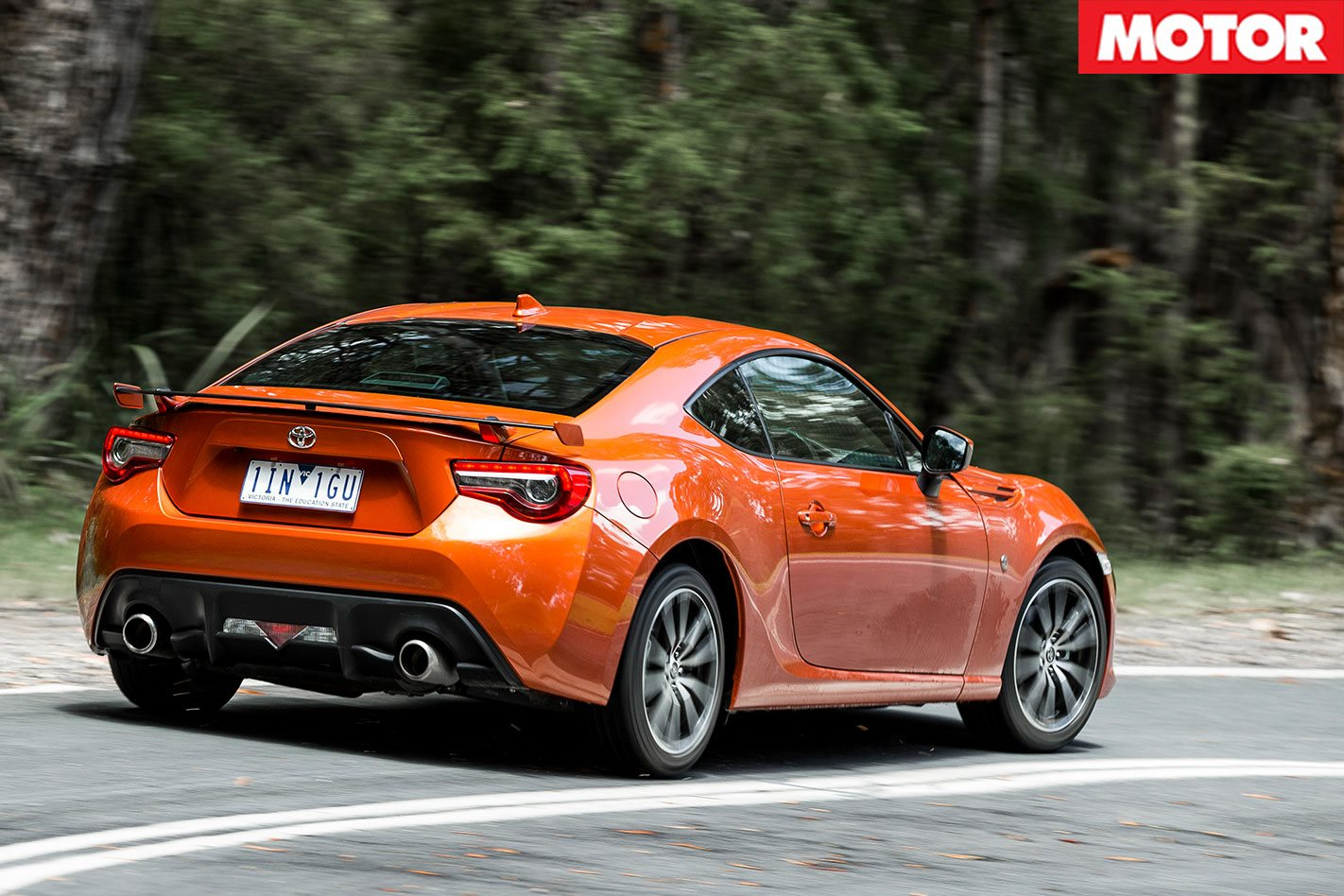Toyota 86 2018 Review Price Features