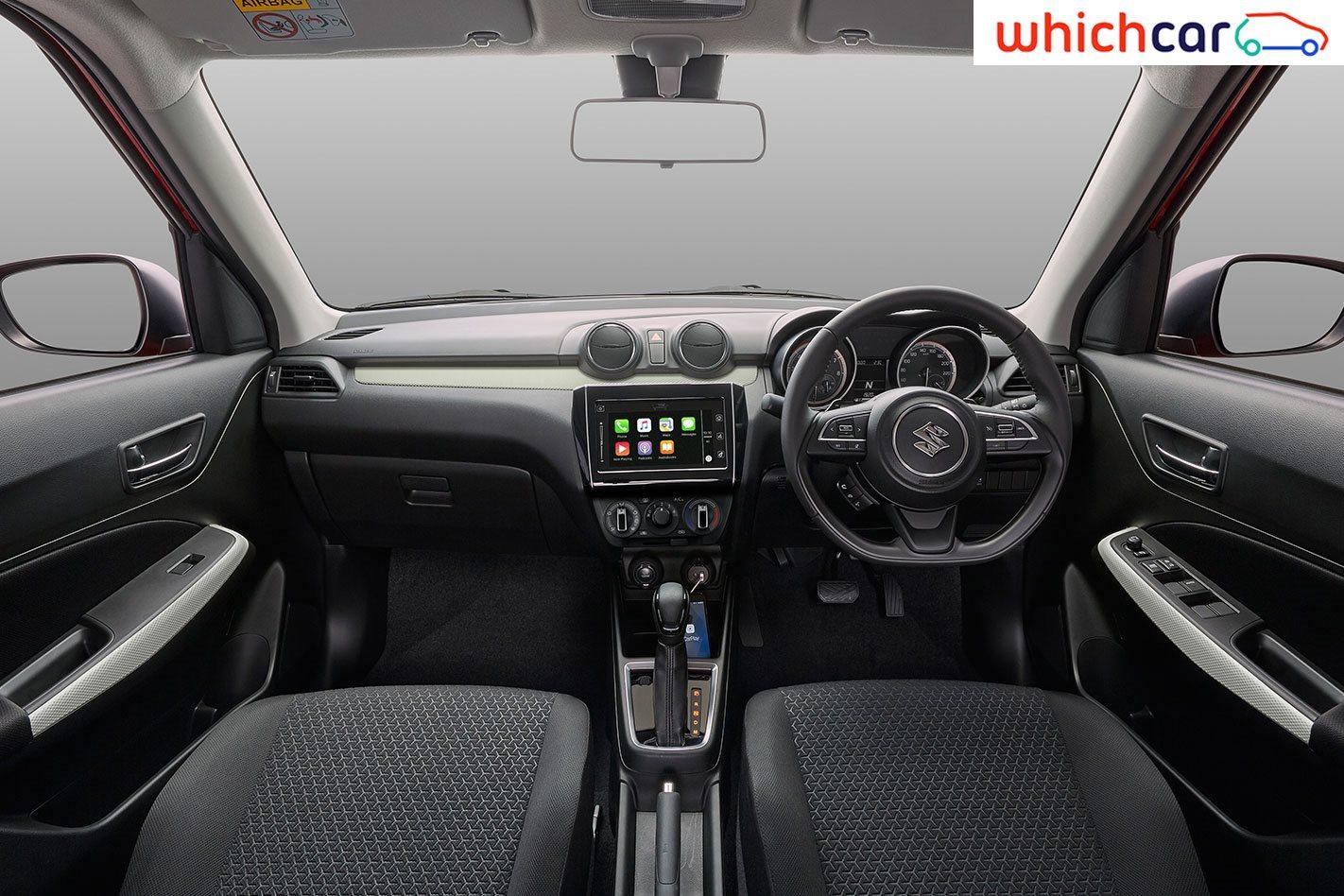 Suzuki swift gl review