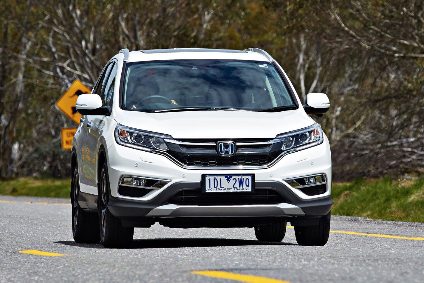 first review crv ex s original and photo v test car drive reviews fwd cr honda driver