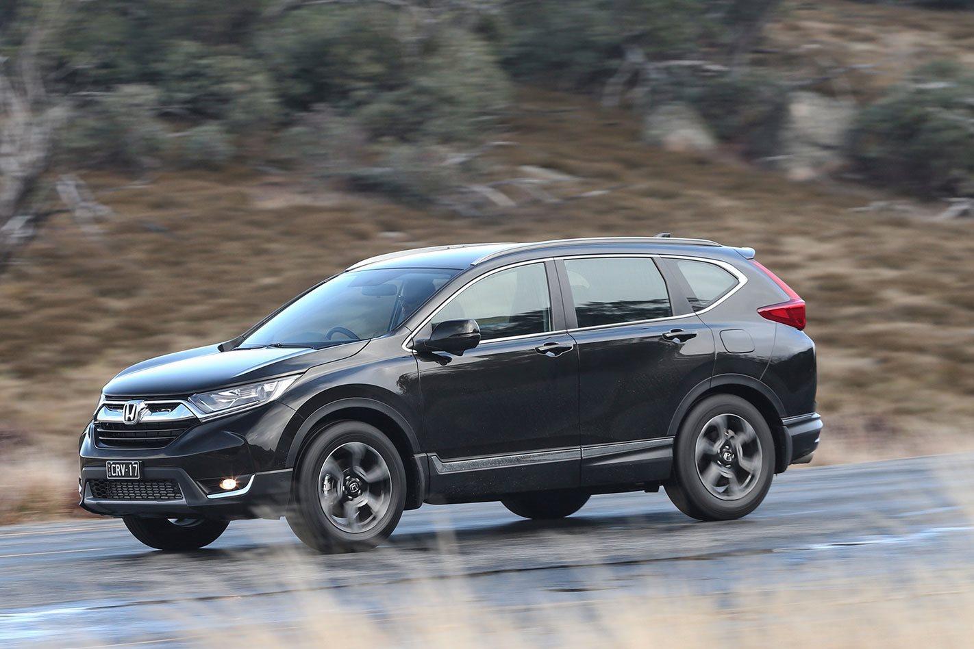Honda CR-V 2019 Review, Price & Features | Australia