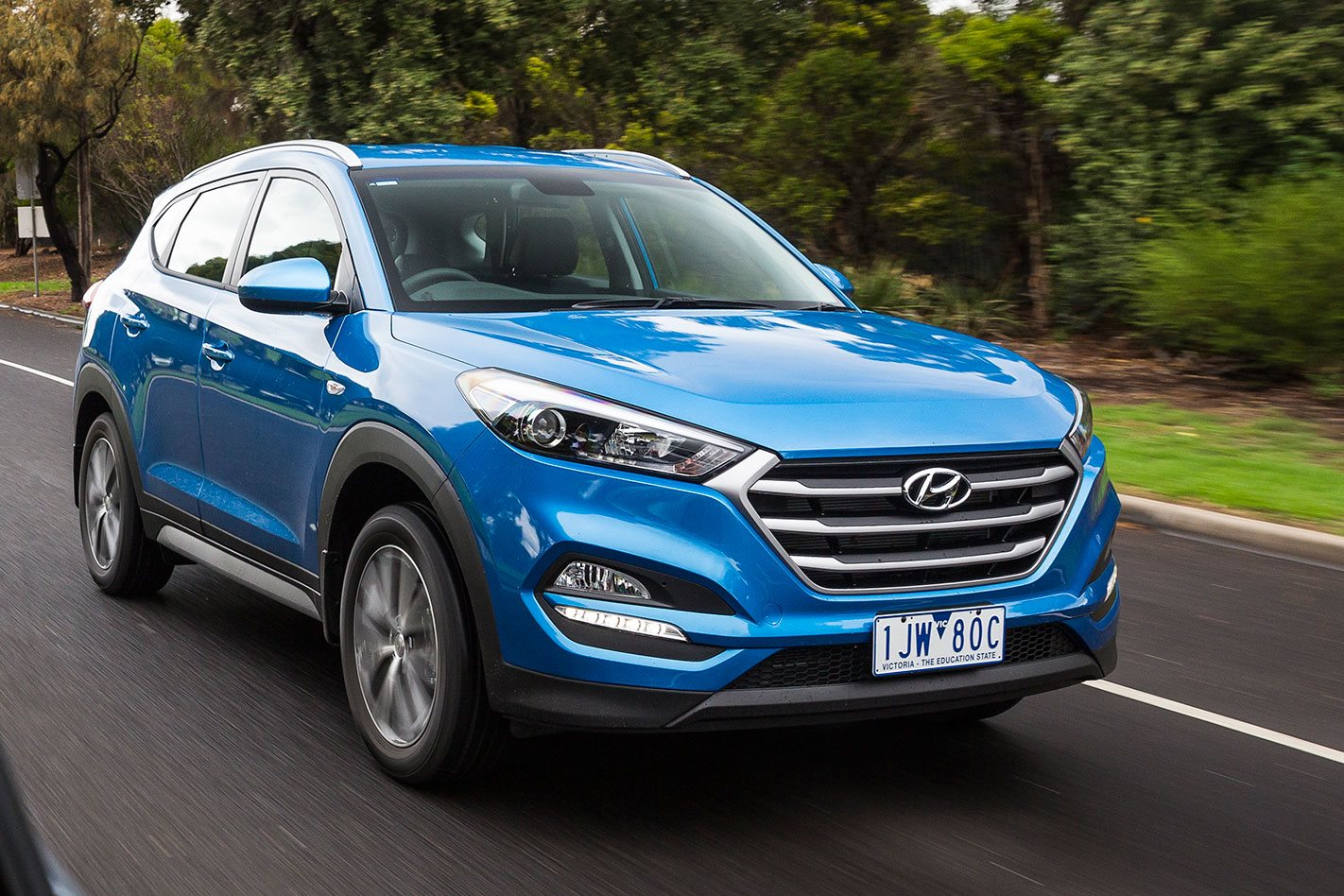 hyundai tucson 2018 review price features whichcar. Black Bedroom Furniture Sets. Home Design Ideas
