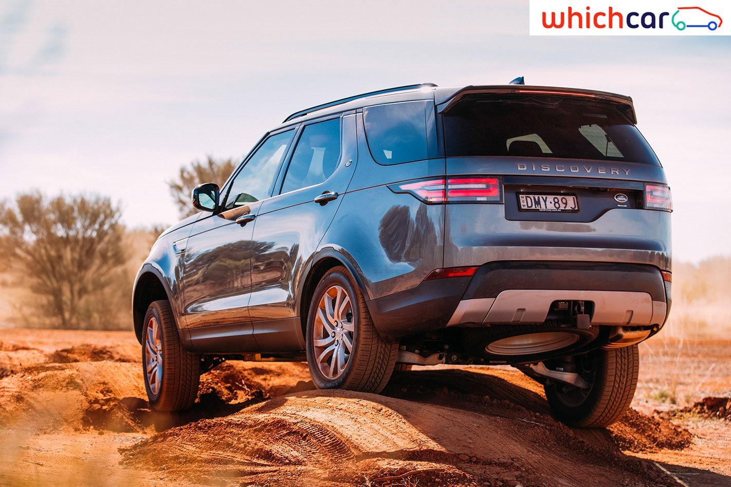 מבריק Land Rover Discovery Review, Price & Features BC-71