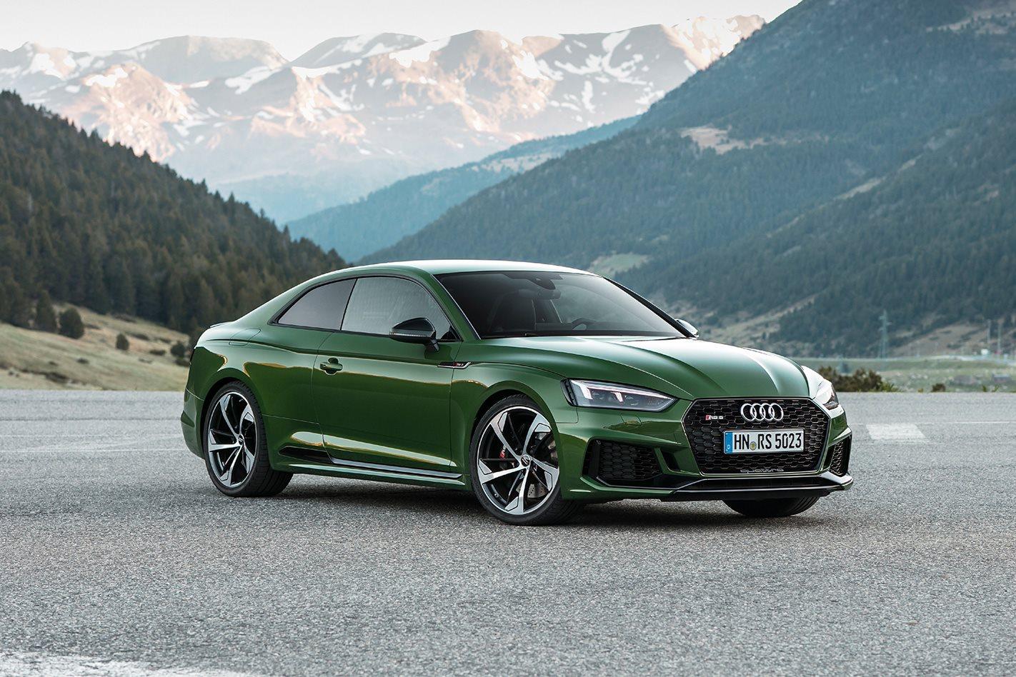 Kelebihan Audi Rs5 2018 Murah Berkualitas