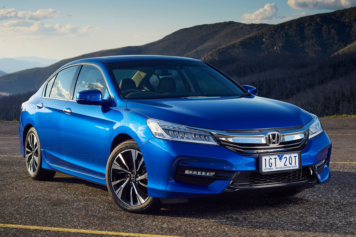 honda accord review price features