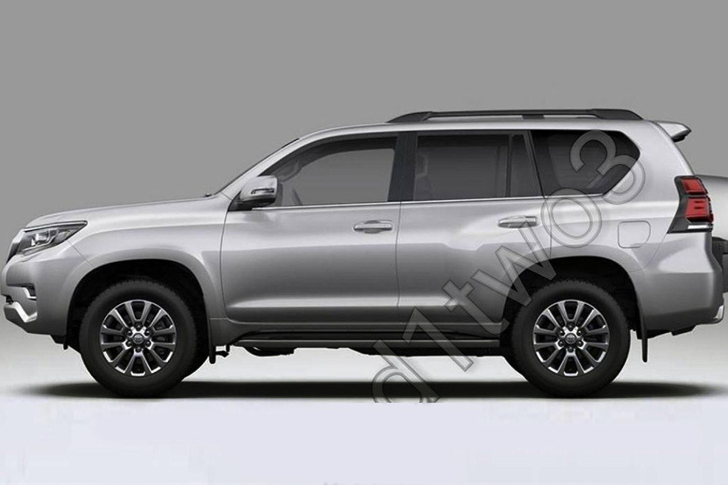 2018 Toyota LandCruiser Prado revealed