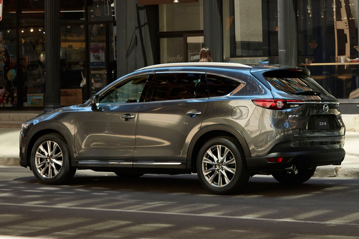 Mazda Cx 8 On Sale In Japan But What About Australia