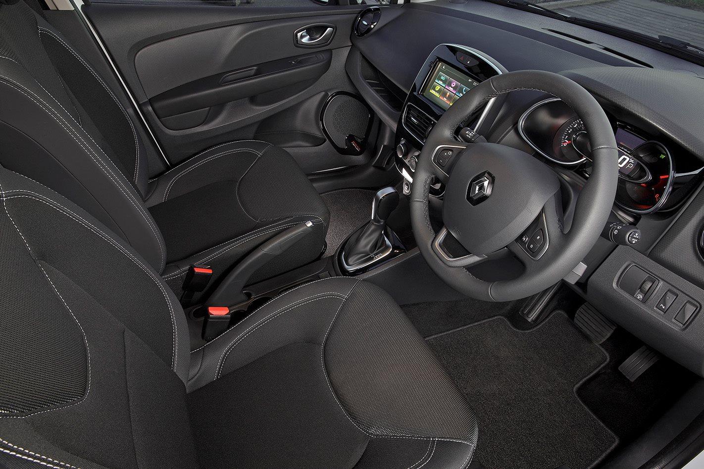 2017 Renault Clio Range Review