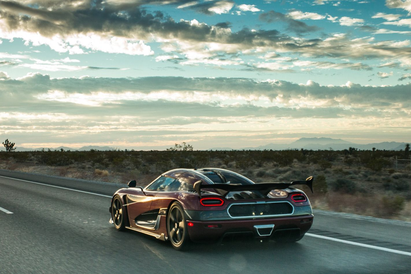 The Koenigsegg Agera Rs Claims Five World Records