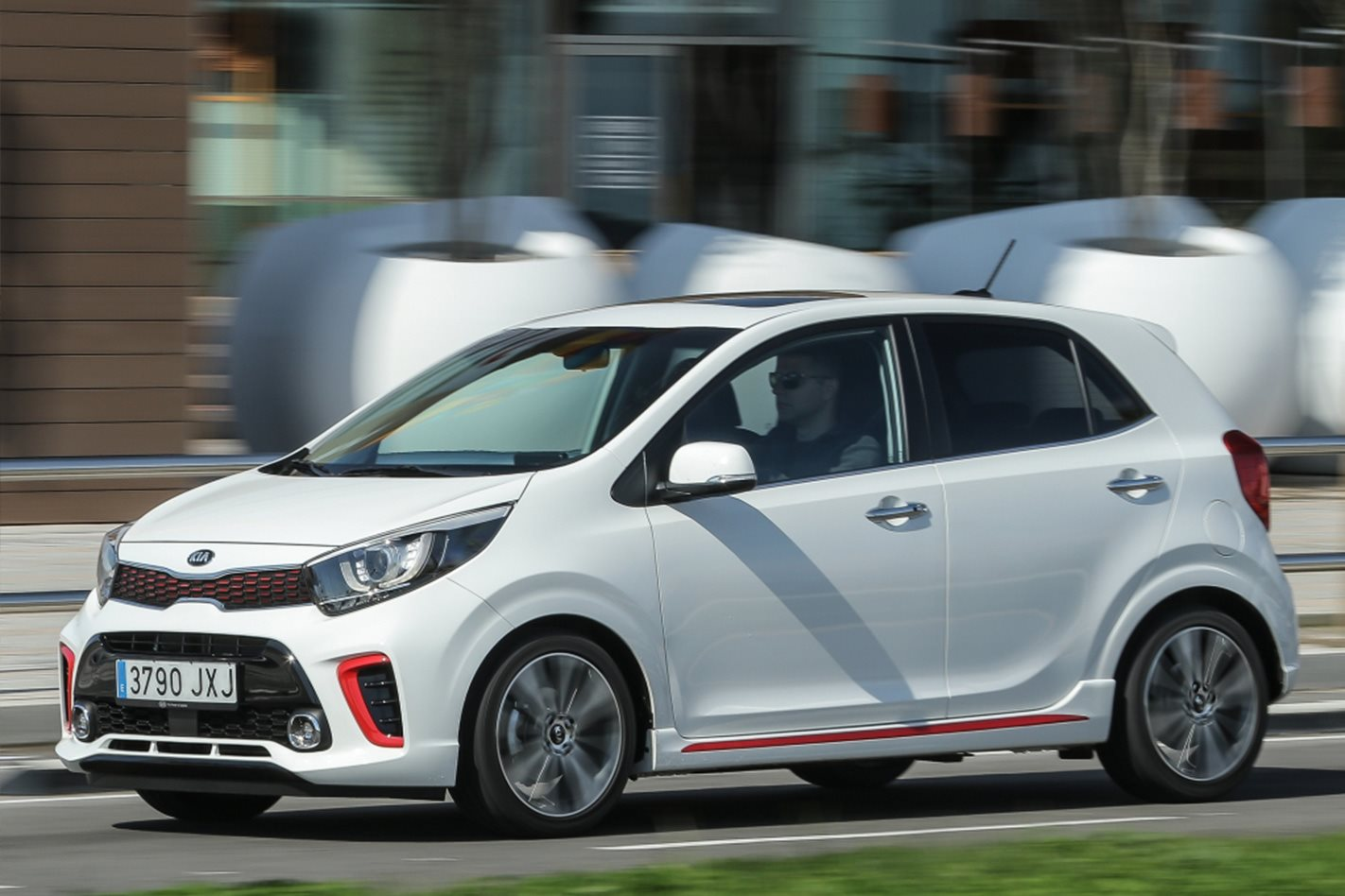kia picanto gt line to launch mid jan turbocharged picanto gt to follow. Black Bedroom Furniture Sets. Home Design Ideas