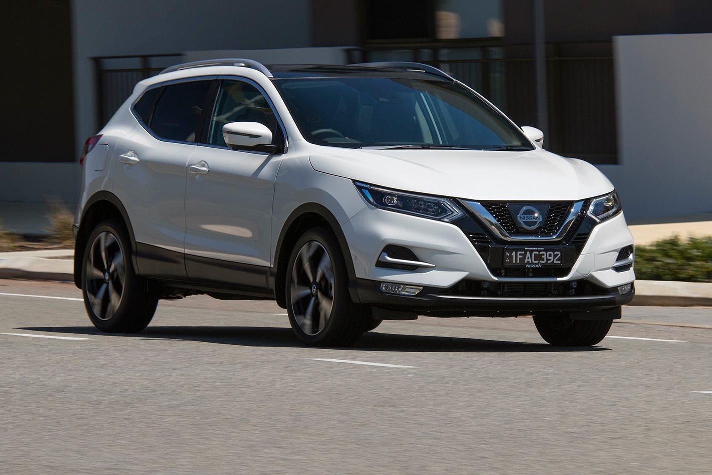 2018 Nissan Qashqai Quick Review