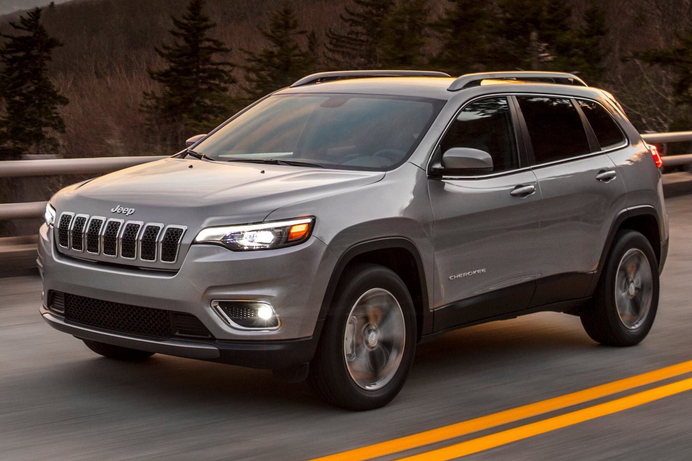2009 Jeep Grand Cherokee Ultra Menace Rough Country