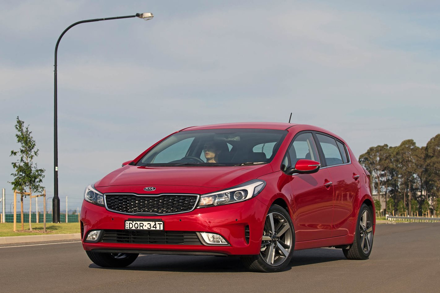 Kia Cerato Hatchback 2018 Review Price Features Whichcar 2010 Toyota Corolla S Tinted Window