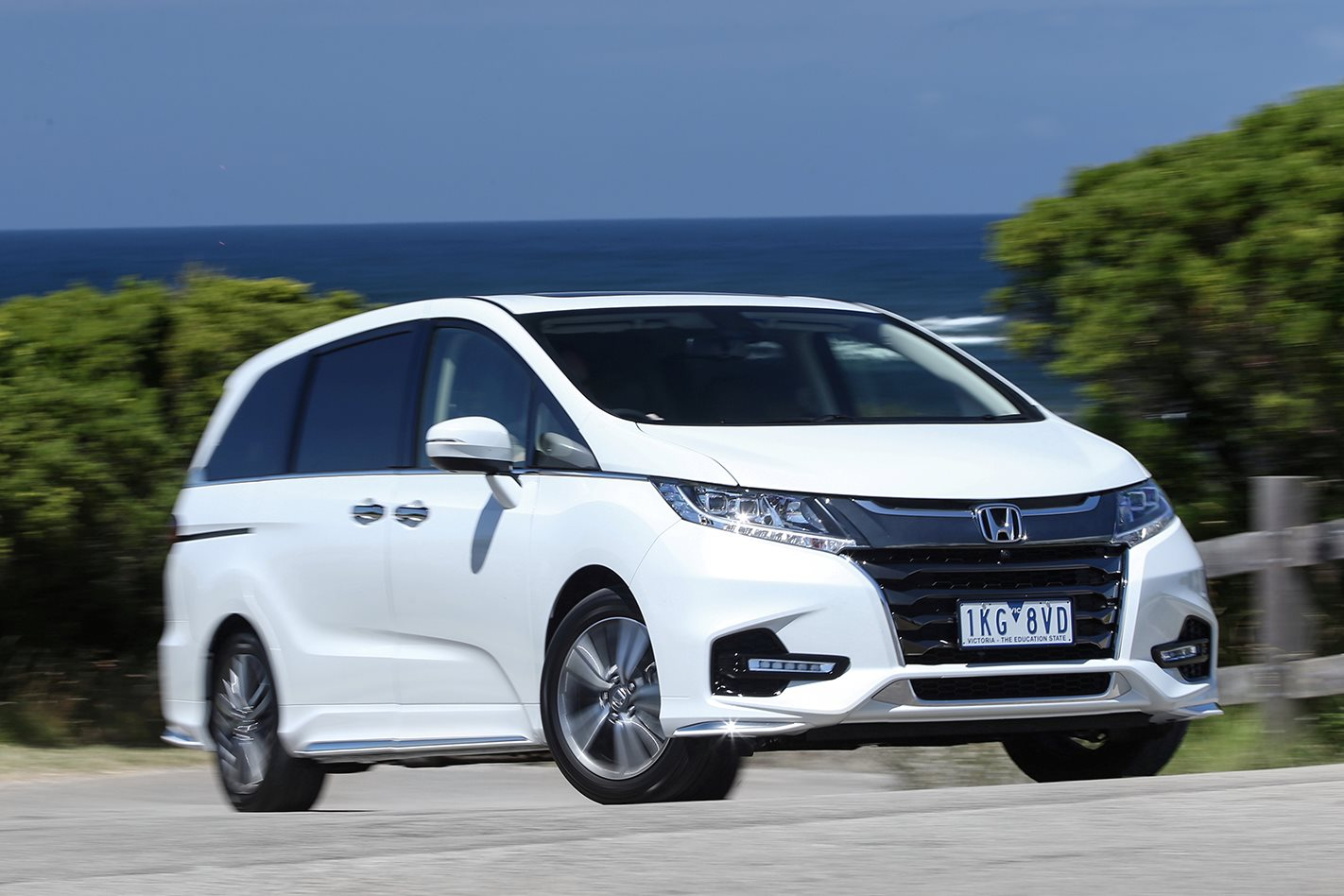 Honda Odyssey 2018 Review, Price & Features