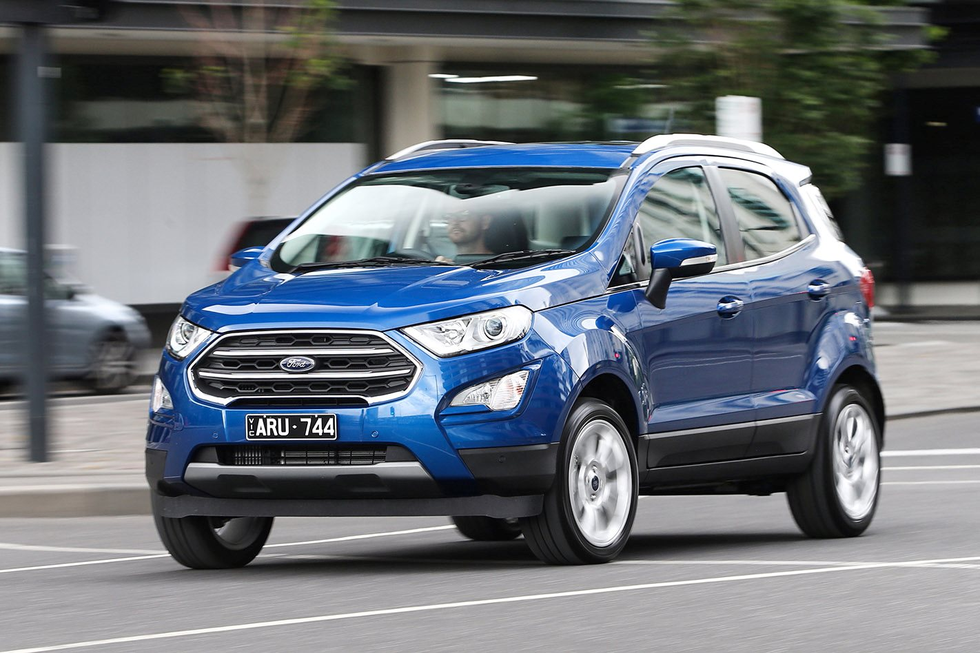 Ford ecosport vs holden trax