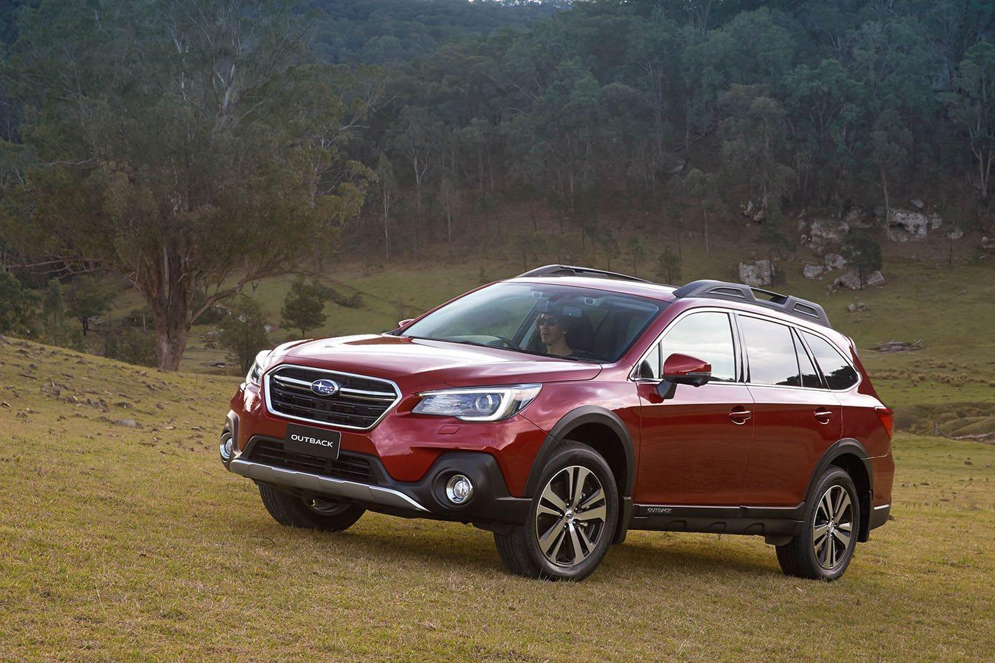 2018 subaru outback 2.5 i limited owners manual
