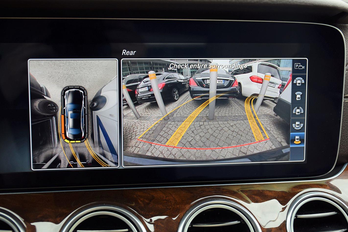 360 Degree Parking Monitors Explained