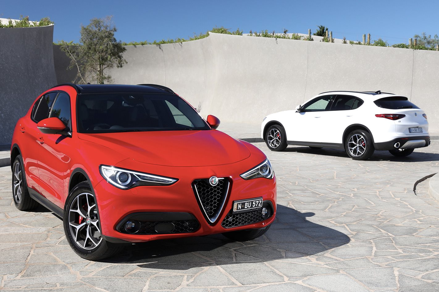 2018 alfa romeo stelvio pricing and features