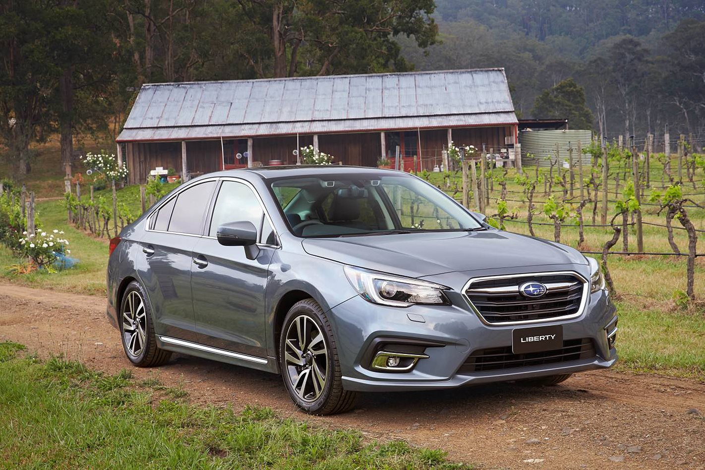 Subaru Liberty 2018 Review Price Features Whichcar 3 6r Boxer Engine Diagram